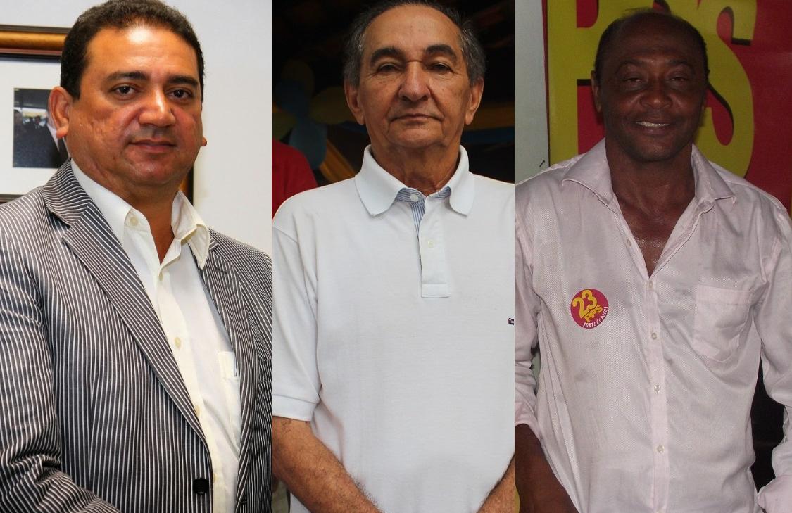Resultado de imagem para AMARILDO, JOÃO DOMINICI E JUNIOR DE FABRÍCIO