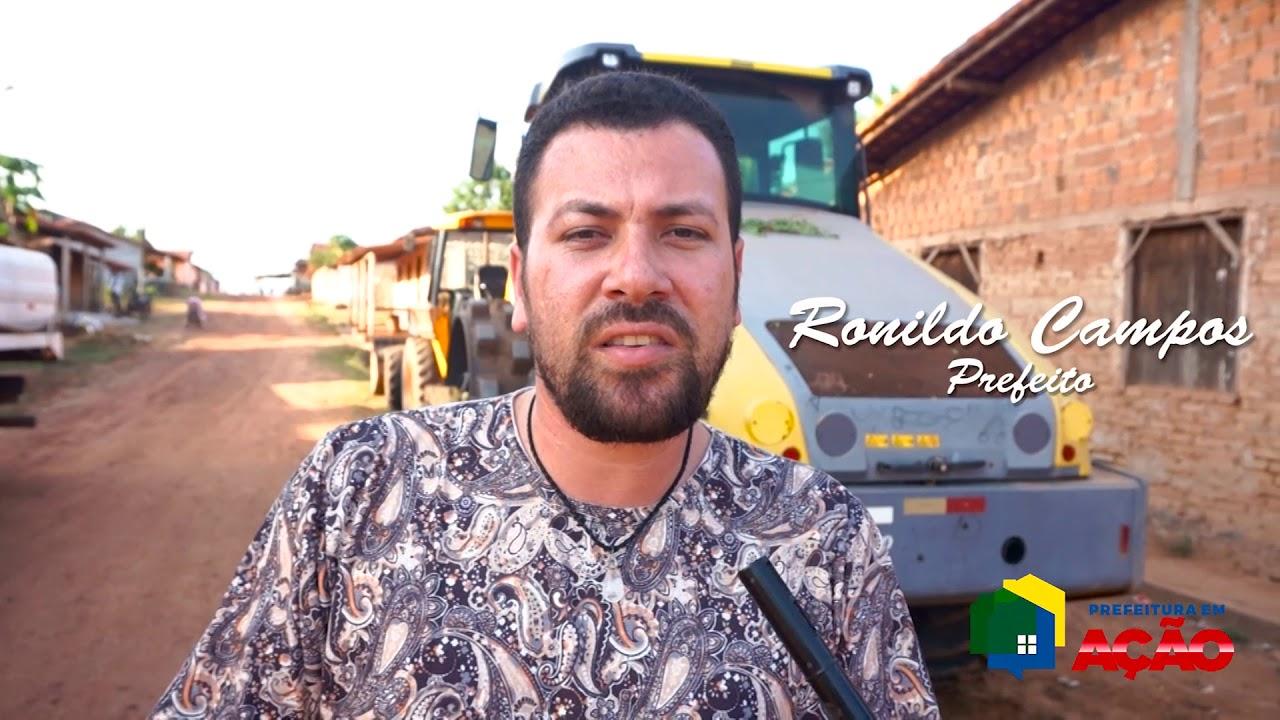 Resultado de imagem para prefeito de penalva, ronildo campos