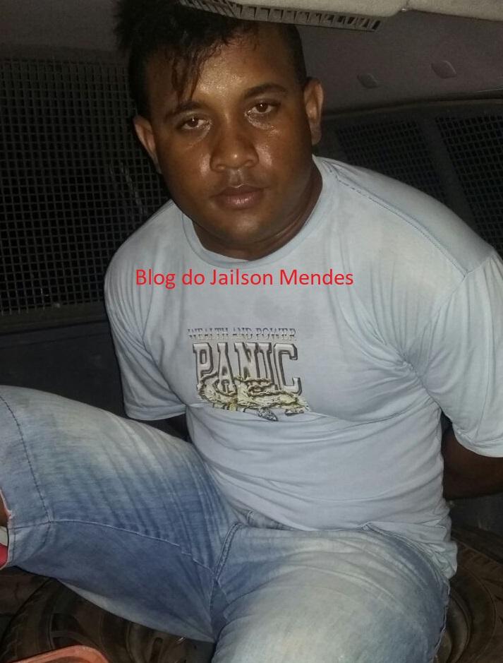 Urgente: Força Tática e Polícia Militar prendem acusado tráfico e assaltos em São João Batista